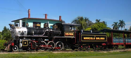 Remedios Railway Cuba